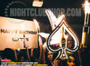 Ace, Spadilla, Huge, LED, Bottle, Service, Liquor, Holder, NEW, Custom, Spades,