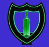 Shield, Plaque, Presenter, Glorifier, Bottle, delivery, carrier, presenter