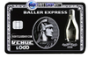 VIP BLACK CARD BOTTLE EXPRESS PRESENTER  750 mL