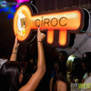 Ciroc, LED, Bottle, Presenter, Liquor, Holder, VIP, Service, Delivery, Huge, Enormous, Gigantic, Key, Nightclub, Nightlife,