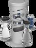 Base Model_Energy_7_Tray_Lock_cage_carafe_carafets_energy drink holder, Liquor bottle, Bottle Lock