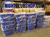 VIP Deluxe LED ICE BUCKET  Tub - Custom Brand Logo Cut Large 4 Bottle Plus