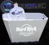 Hard Rock, HardRock, HR, Hotel, casino, Restaurant, Ice Bucket, Tub, Brand, Logo, custom, Made, usa, Nightclubshop