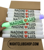 VLED , LED BATON, Custom LED Foam Stick, Customized, Personalized, EDM, Electro, House, Promo, Nightclub, Baton, Wand, Stix, Glow, Light up, Lit up, Electronic, Coachella, Grand Central, Foam Sticks, Foam Stix, Glow Sticks, CLUB SPACE, South Beach, Miami, DjAlex K., MiamiVideoKings