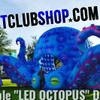 53',33' foot, cabin, festival, djbooth,LED, inflatable,giant,octopus,blow up,stage , prop, dj,booth,Octopus,DJ,Booth,LED,inflatable,Special,event,Beach,Pool,Party,parties,mobile Dj,Cabin,DJBooth,53Foot