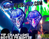 LED, Diamond, Bottle, Presenter, Universal, Custom, Remote Control, Service, Nightclub, Bar, Casino
