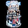 LED, Birthday, Cake, LEDCake, LED Cake, Light up, illuminated,custom,VIP, Bottle service, VIP cake, Cakes