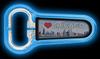 LED Bottle Top POP  Can Opener - Custom Logo - 1 Color Print