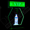 VIP, LED, Remote, Controlled, Banner, Top, RGB, DMX, Bottle, Service, Nightclub, Venues, patrons, Liquor, Lock, Presentation, Presenter