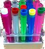 polypropylene, test, tube, shots, unbreakable, alcohol, liquor