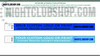 Email us for Template to design your own @ INFO@NightclubShop.com