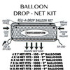 reli-a-drop, balloon, kit, drop, net, netting, set up, bomba