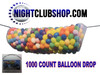 "Balloon, Drop, net, Dropnet, kit, netting, 9"", count, celebration, nightclub, event, party, birthday, celebration, surprise"
