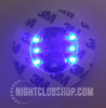 LED Bottle Glow, LED, Bottle, Bright, Light, illuminate, Glorifier, make bottle, light up, glowing, liquor, Belvedere,Blue,Blue LED, Blue Glow