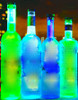 LED Bottle Glow, LED, Bottle, Bright, Light, illuminate, Glorifier, make bottle, light up, glowing, liquor, Belvedere