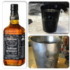 Logo, cut, brand, custom, ice bucket