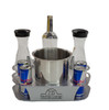 Energy_2_Bottle_service_delivery_tray_caddie_caddy_Ice Bucket_carafet_Bottle Kit_perfect Serve_Kit_Champagne_liquor_delivery_vIP