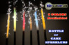 BottleSparkler, Color, Colorful, Champagne, Cake, Bottle, sparkler, Color Sparkler