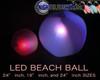 LED BEACH BALL 36 INCH CADILLAC VERSION (LED BEACHBALL)
