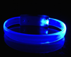 LED WRISTBANDS - Light Up Optical LED Bands - Blank - Not Customized