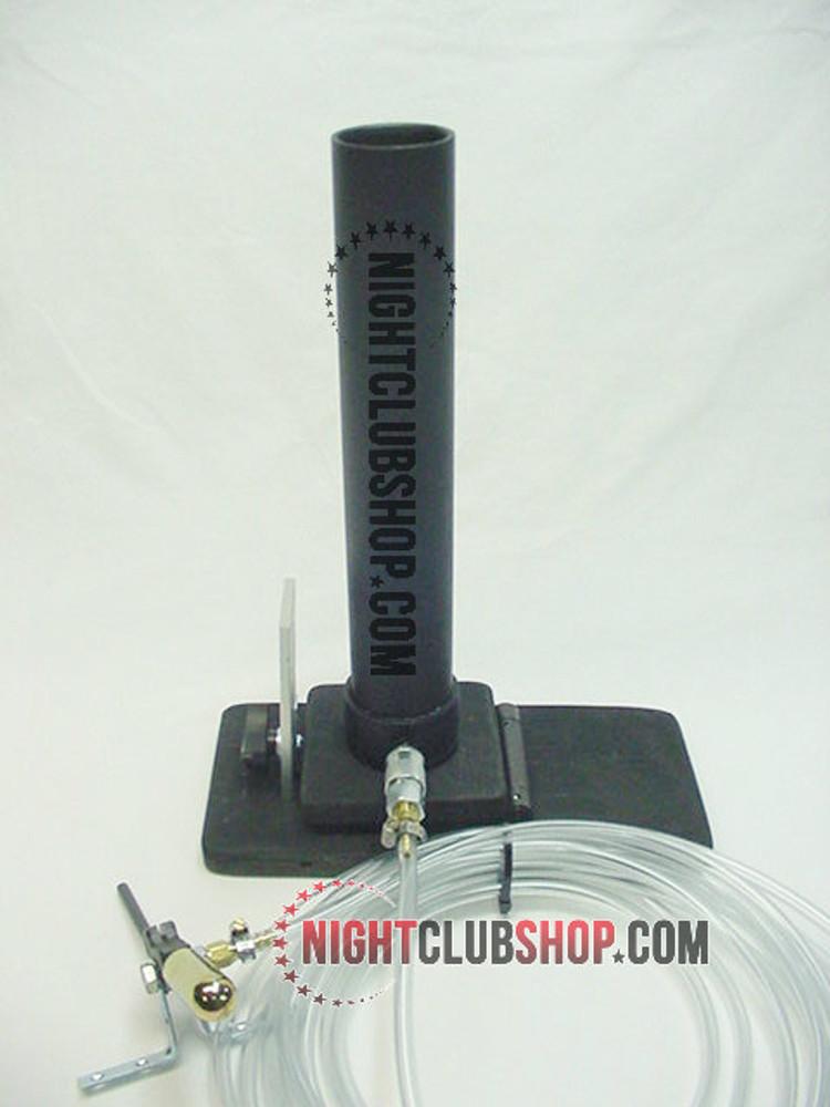 CO2, single, cannon,confetti,streamer, launcher,mortar,gun, blast,shot,