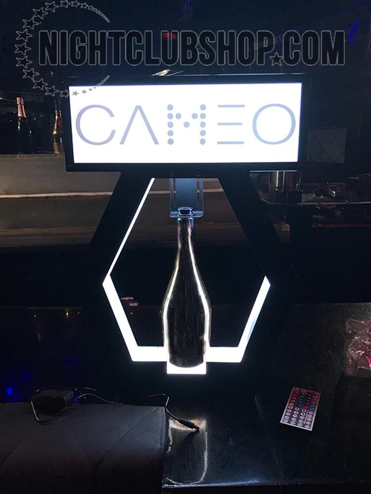 Bottle_service_delivery_carrier_LED Presenter_Presentation_elite_VIP_carry_tray