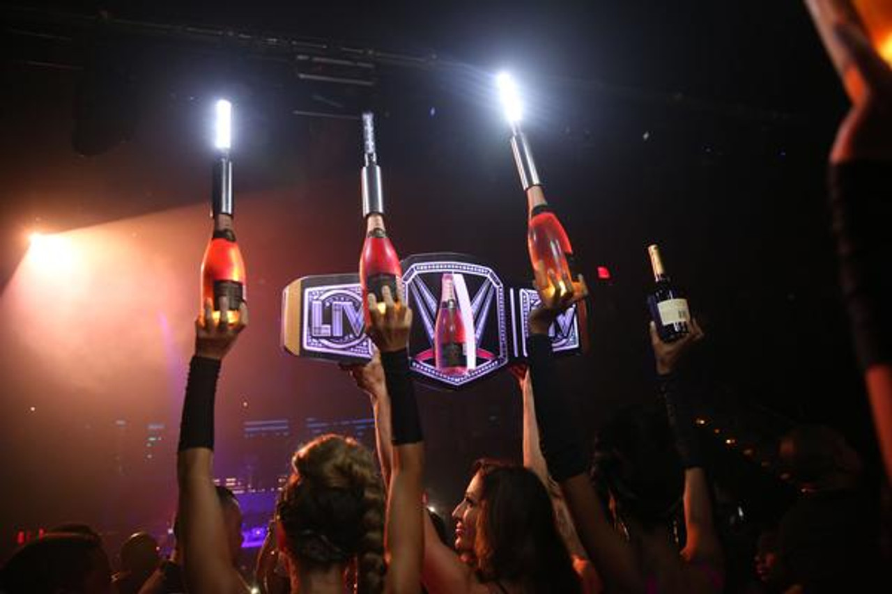 Champ_champion_Championship_title_belt_LED_Champagne_Bottle_service_delivery_presenter_carrier_holder_caddy_tray_Custom_Made_Light Up_LED_LIV_Miami_Nightclubshop_VIP tray