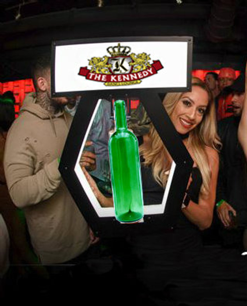 VIP,BANNER ,TOP, VIP, BOTTLE, SERVICE, DELIVERY ,PRESENTER,champagne, tray,carrier
