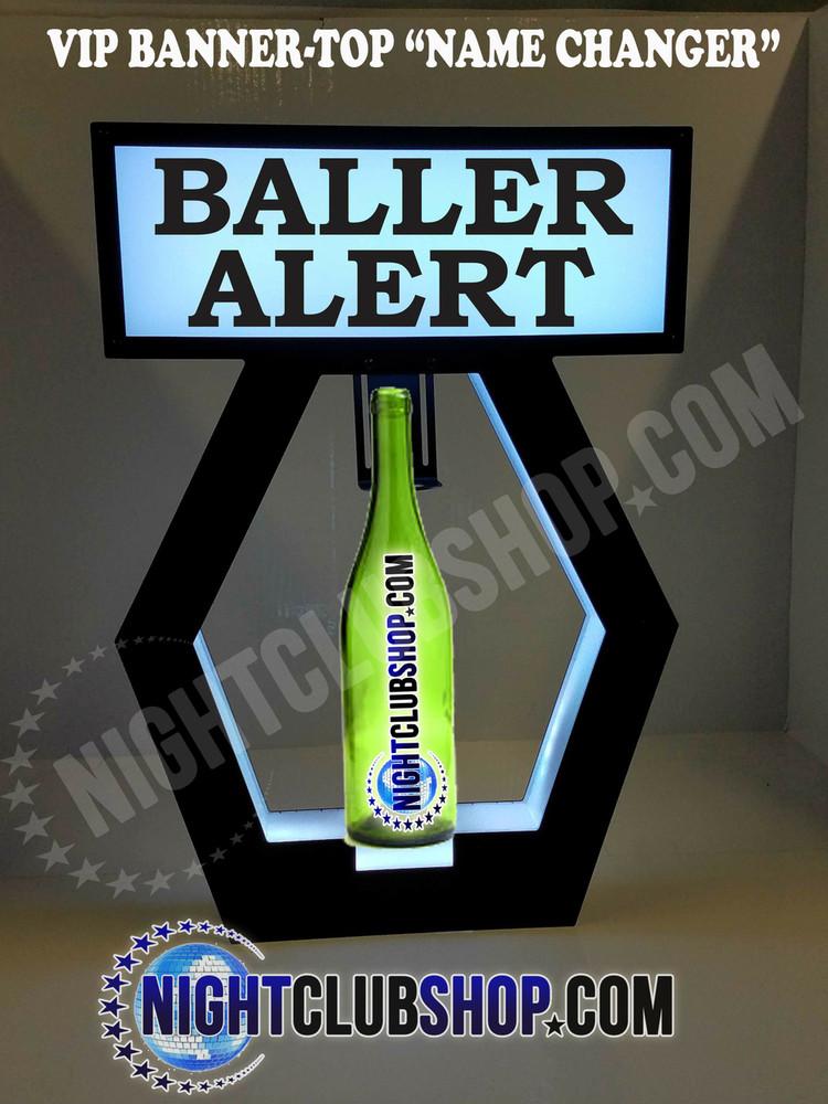 Nightclub_VIP_Lightbox_Champagne_Liquor_Tray_interchangeable_Bottle_service_carrier_holder_tray_Presenter_caddie_caddy_Banner_Top