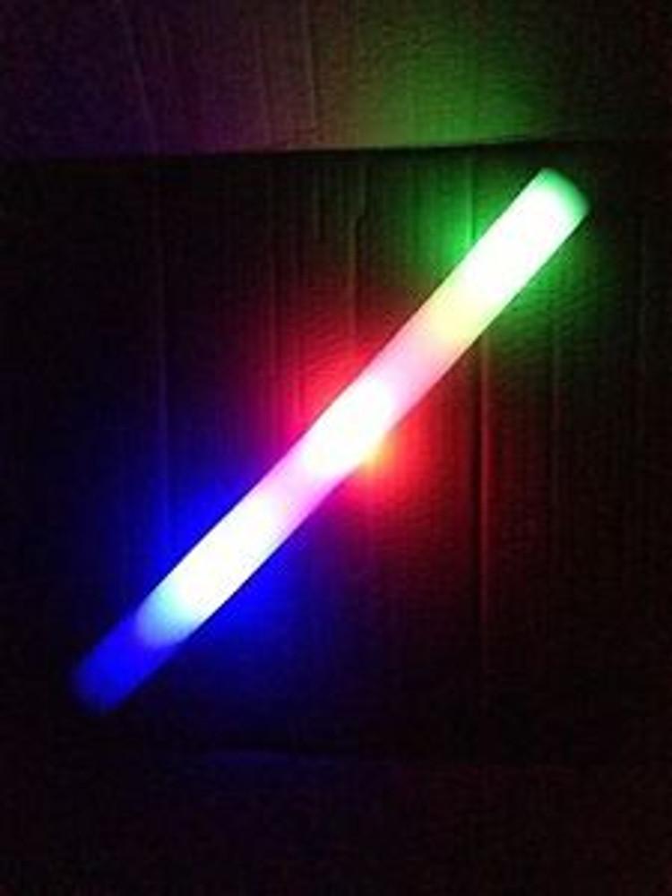 3 function, 3 mode, 3, LED, Color, Foam Stick, Foam,Stick
