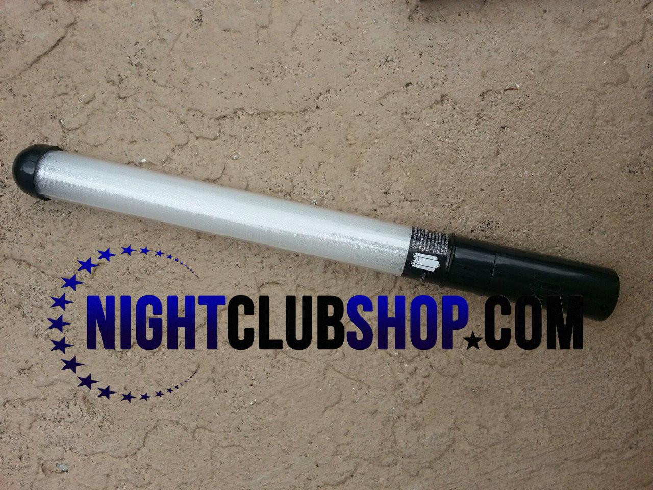 LED, WAND, STICK, PLASTIC, Battery powered, Nightclub, RGB, Foam stick, LED Toy, LED club, rave, EDM, House, Electro, Prop,