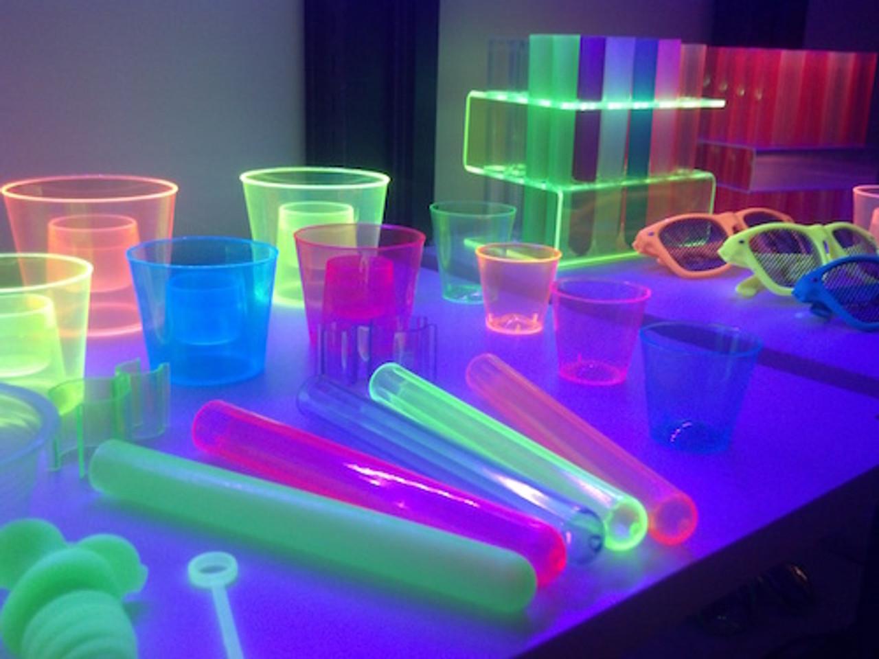 NEON SHOT GLASSES 2 OZ, PARTIES, NEON, GLOW, UV REACTIVE, SHOT GLASS, 1 OZ, 2 OZ, Ounce, Shotcup, plastic, shot, glasses, cups, alcohol, liquor, bar, club, party,NEON, SHOT, GLASSES, 2 OZ, PARTIES, PARTY, NEON, GLOW, UV REACTIVE, SHOT GLASS, 2 OZ
