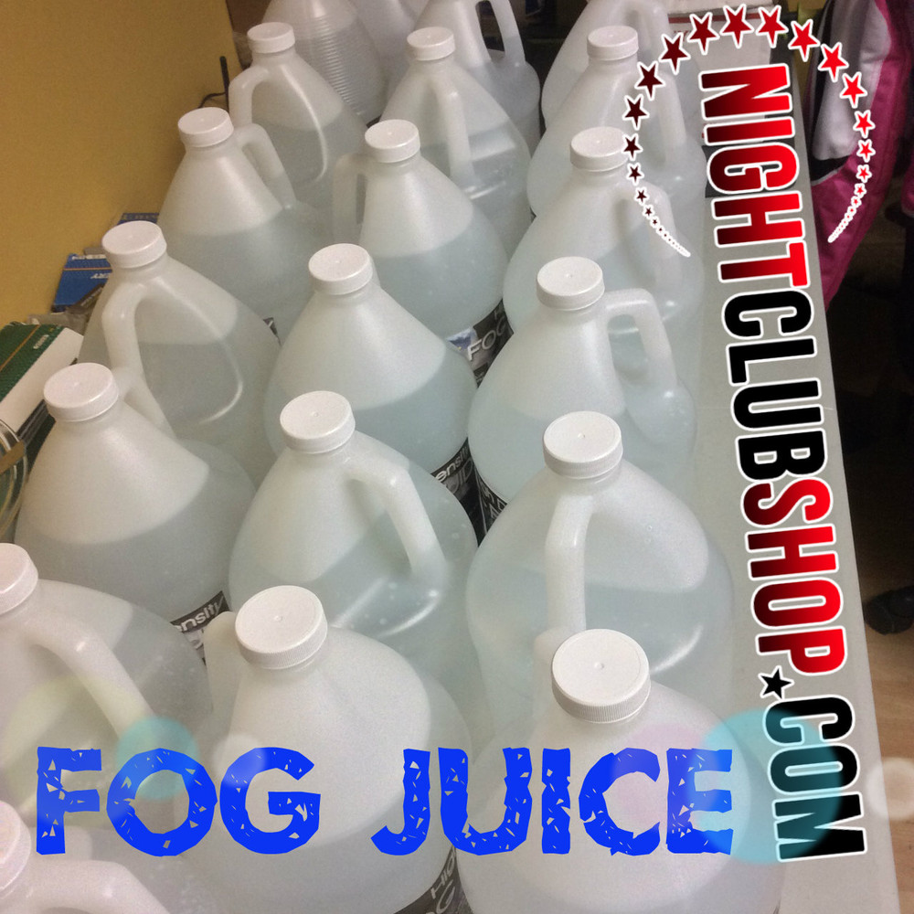 Smoke,fog,fog machine,fogger, refill, juice,liquid, gallon, container,