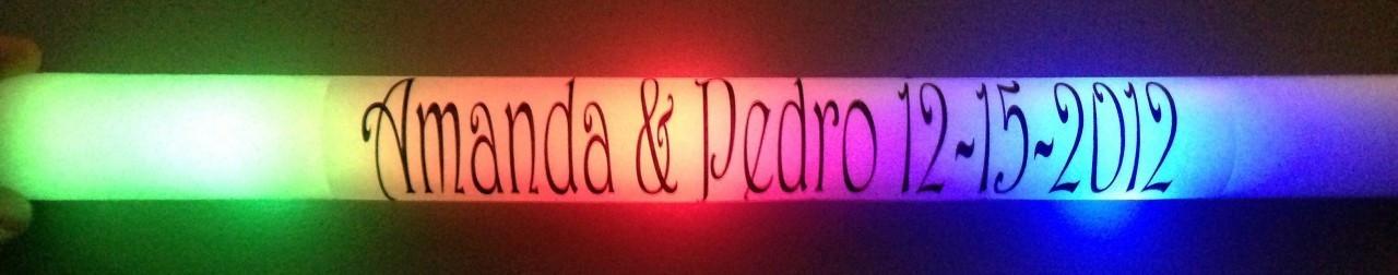 Wedding, LED, theme , Foam Stick, Glow, Foam, Stick, Palo, de, Foam, Brillante, luz, foam stix, Palitos, Led, iled, Mit Led, iMit, Boda, Reception, wed, Planner, planning, summer, pool, party, Nightclub, Discoteca, disco, discoteka, barra, bar, eventos, especiales