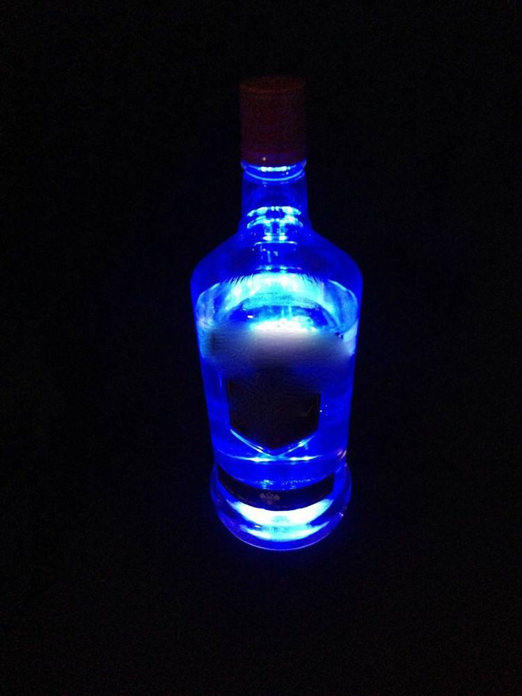 Available as special order - Blue Glow