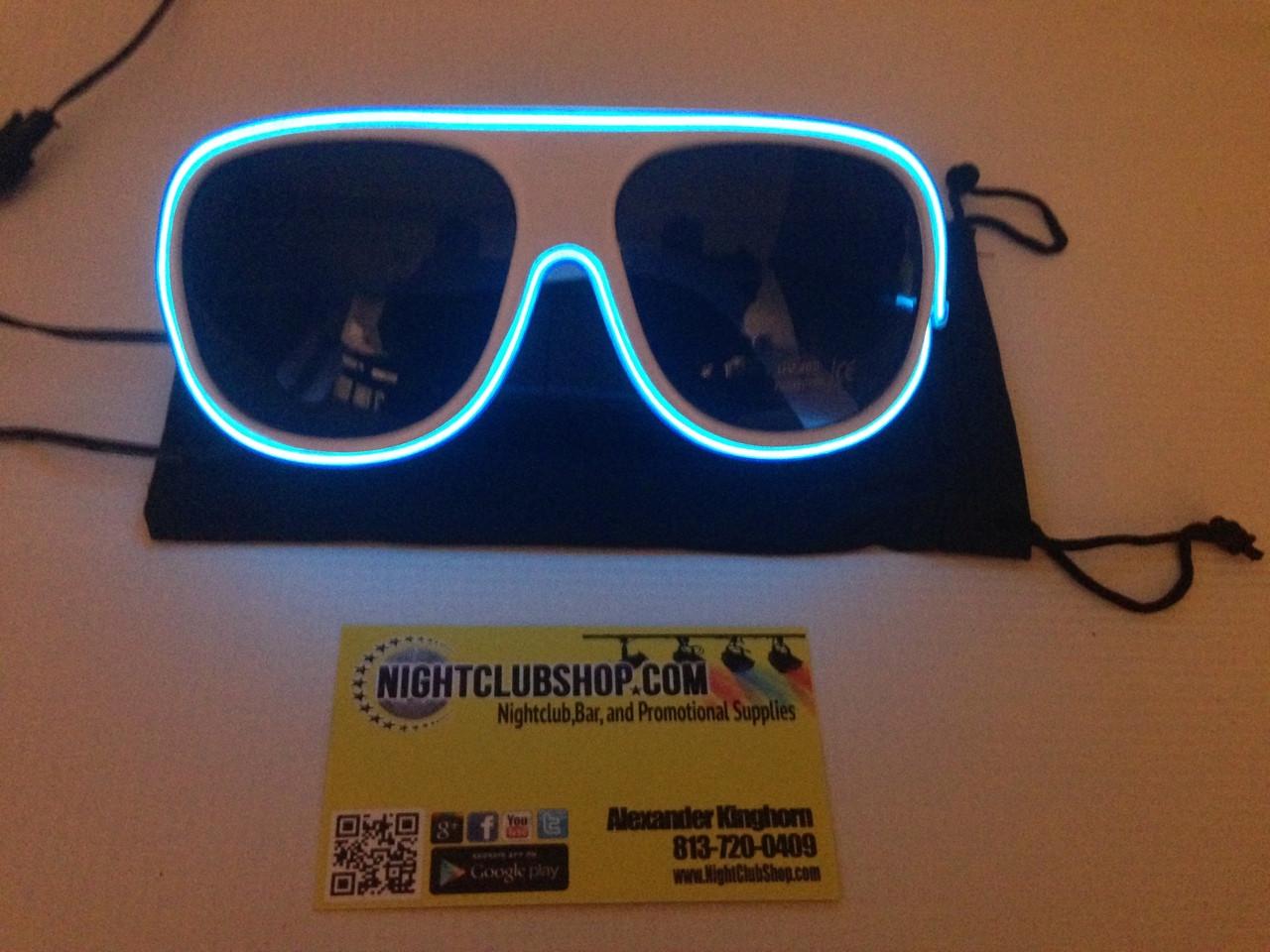 LED LITE UP GLASSES, LED LITECUBE, LiteUp Glasses, Light up, Sunglasses, sun Glasses, illuminated lenses, light up shades