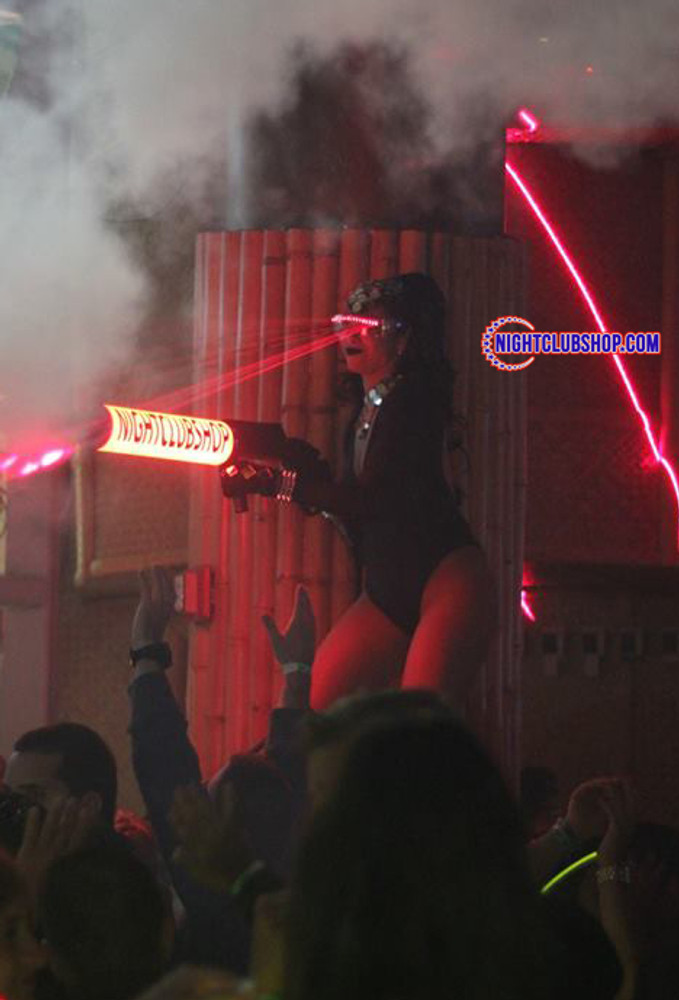 LED CO2 JET CANNON, SPECIAL EFFECTS, Show, Tour, branded, custom