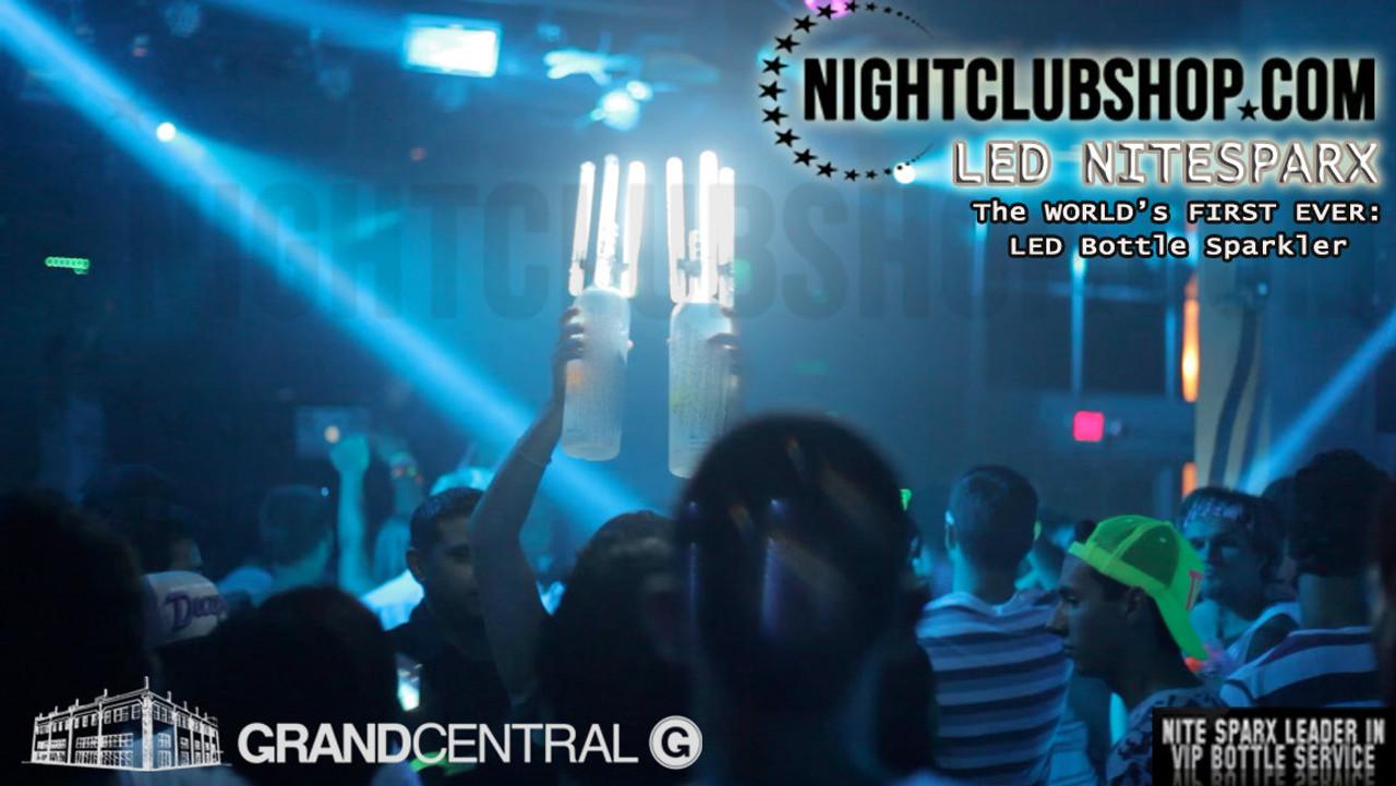 LED Nitesparx Clip, Bottle clip, Bottle Sparkler Clip, LED Sparkler, Clip