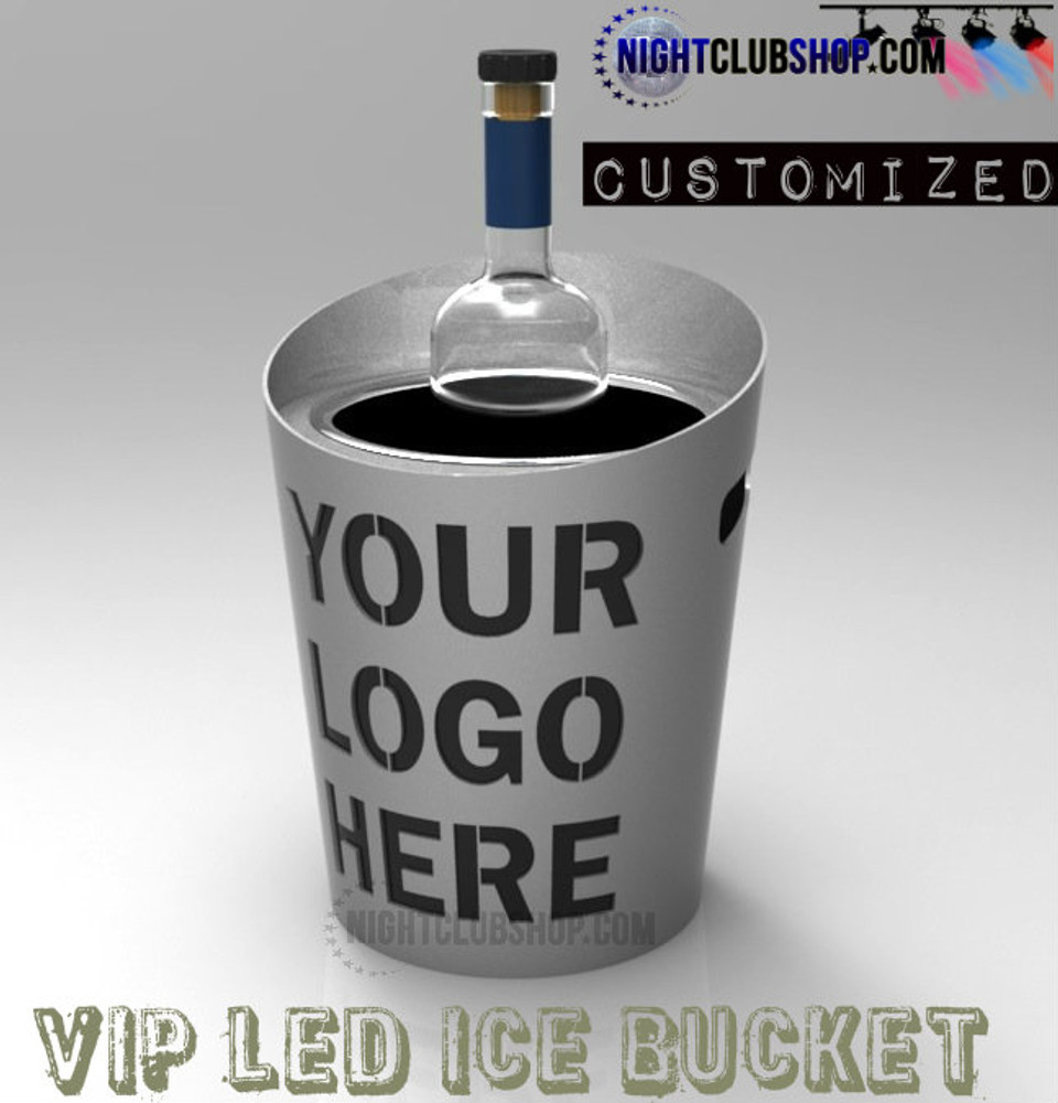 Your, Logo, Text,Art, wedding, Party, Custom, Branded, bar, supply, Home, VIP, Luxury, Ice,ice,bucket, IceBucket, Bottle,Champagne, Customized, personalized, restaurant, nightclub, lounge
