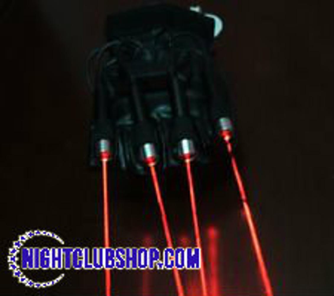 Laser, Glove, special, effect, FX, Nightclub, DJ, Dancer, stage, Lazer, Laserglove, EDM