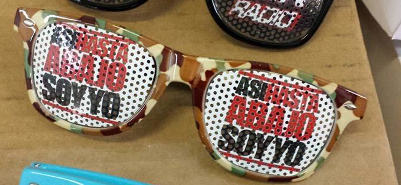 camouflage, camo, party, custom, frames, sunglasses