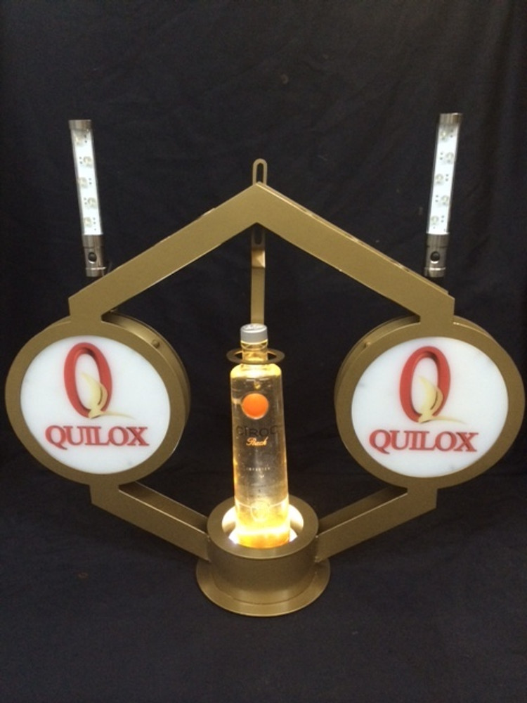 BOTTLE PRESENTER,VIP,Service,Delivery,VIP, Glorifier, LED, LED Bottle Glorifier,bold, BOTTLE, PRESENTER, TRAY, VIP, Bottle, service,presenter,LED,carrier, Tray, Plaque, custom, Nightclub, Club, Liquor, Caddy, Ring, case, delivery