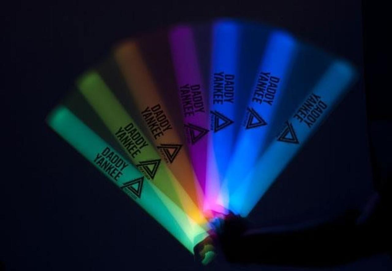 WEDDING CUSTOM LED FOAM STICKS 16 Inch (High Quality) (7 Function) Bulk