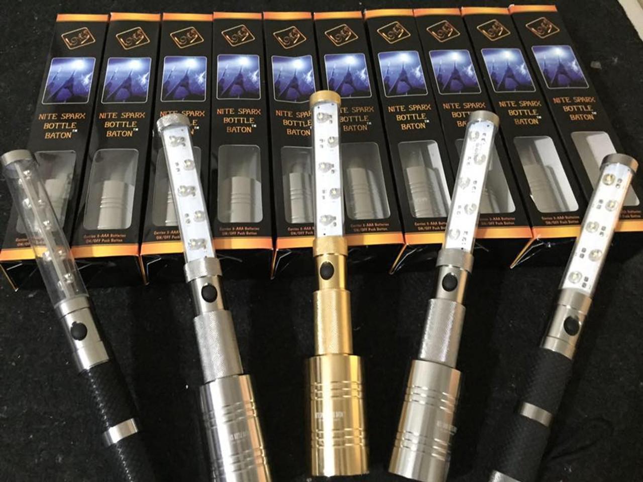 LED,Strobe,topper, Bottle , Baton, LED,Sparkler, flash, wand