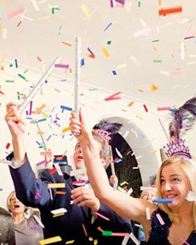 HAND FLICKERS,color,flutter,fetti,confetti,wedding,nightclub