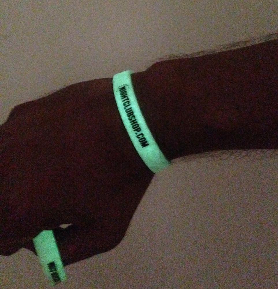 Glow, Glowing, Wristband, Bracelet,custom, printed, personalized,Nightclub, Event, wedding