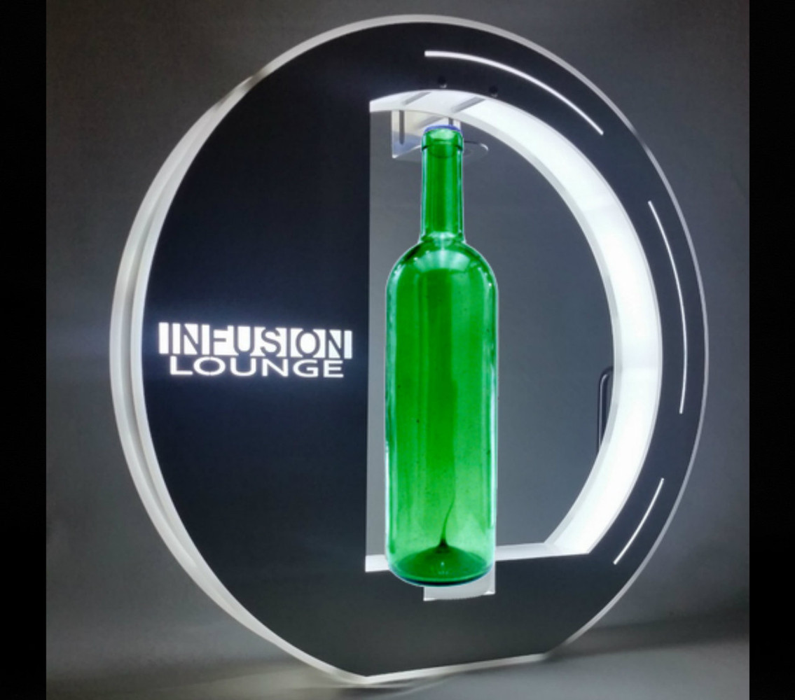 Lunar, VIP, Bottle, service,presenter,LED,carrier, Tray, Plaque, custom, Nightclub, Club, Liquor, Caddy, Ring, case, delivery
