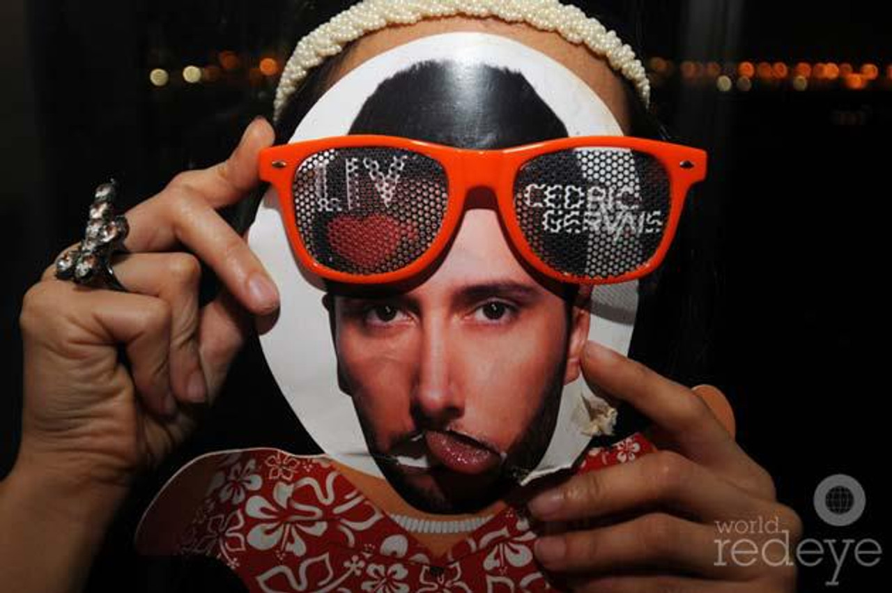 Cedric Gervais Custom Sunglasses_Custom_Print_I_Heart_Logo_Text_Billboard_DJ_Merch_sunglasses_Shades_lenses