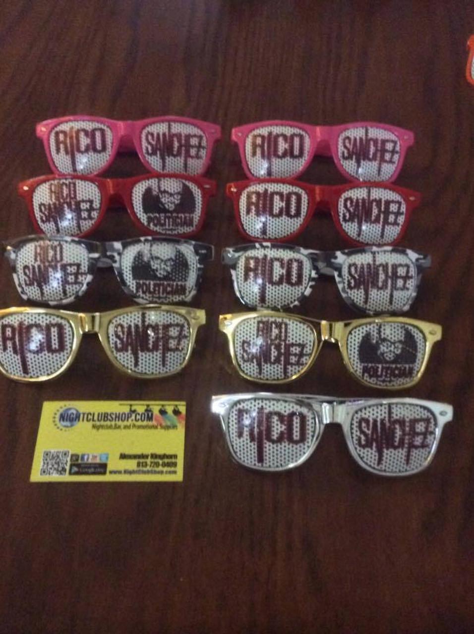 Custom_Print_I_Heart_Logo_Text_Billboard_DJ_Merch_sunglasses_Shades_lenses