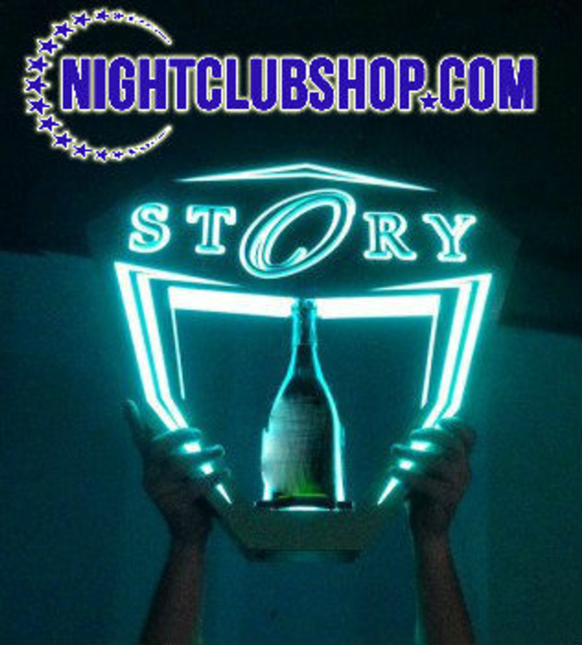 Monthly, Service,Plan, Nightclubshop, Bottle, Service, Delivery, Presenter, Presentation, Caddy, LED,VIP,Tray,Nightclub,custom,carrier,holder,club,Story,Miami